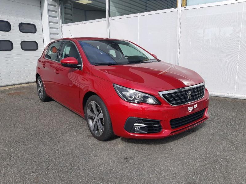 Peugeot 308 2.0 BLUEHDI 150CH S&S ALLURE Diesel ROUGE Occasion à vendre