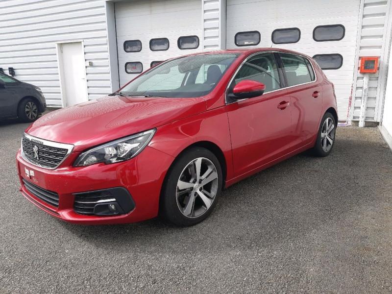 Photo 2 de l'offre de PEUGEOT 308 2.0 BLUEHDI 150CH S&S ALLURE à 14790€ chez Carlyss automobiles Vitré