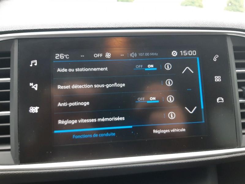 Photo 7 de l'offre de PEUGEOT 308 SW 1.5 BLUEHDI 130CH S&S ACTIVE à 14290€ chez Carlyss automobiles Vitré