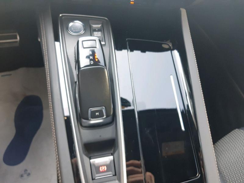 Photo 13 de l'offre de PEUGEOT 508 BLUEHDI 160CH S&S GT LINE EAT8 à 22290€ chez Carlyss automobiles Vitré