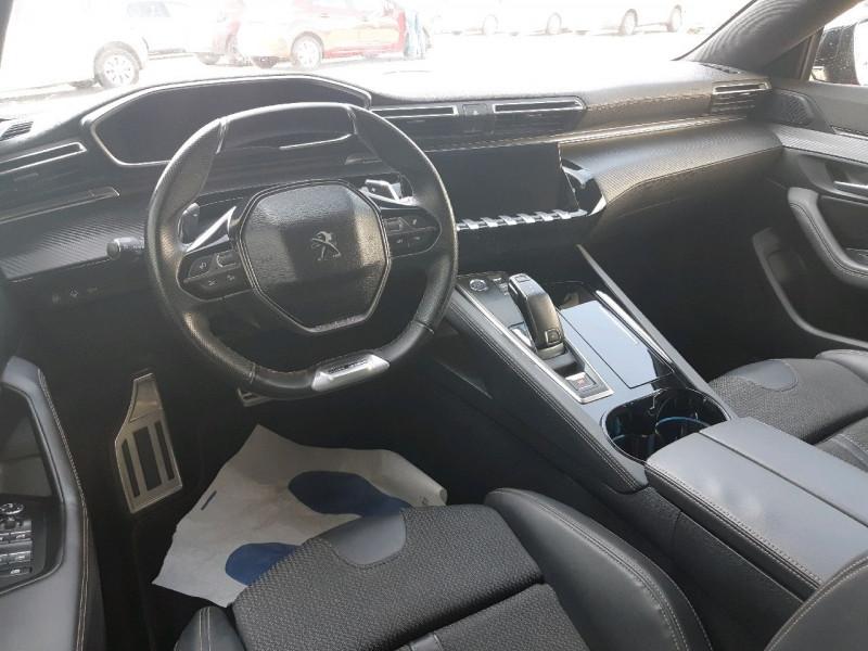 Photo 6 de l'offre de PEUGEOT 508 BLUEHDI 160CH S&S GT LINE EAT8 à 22290€ chez Carlyss automobiles Vitré