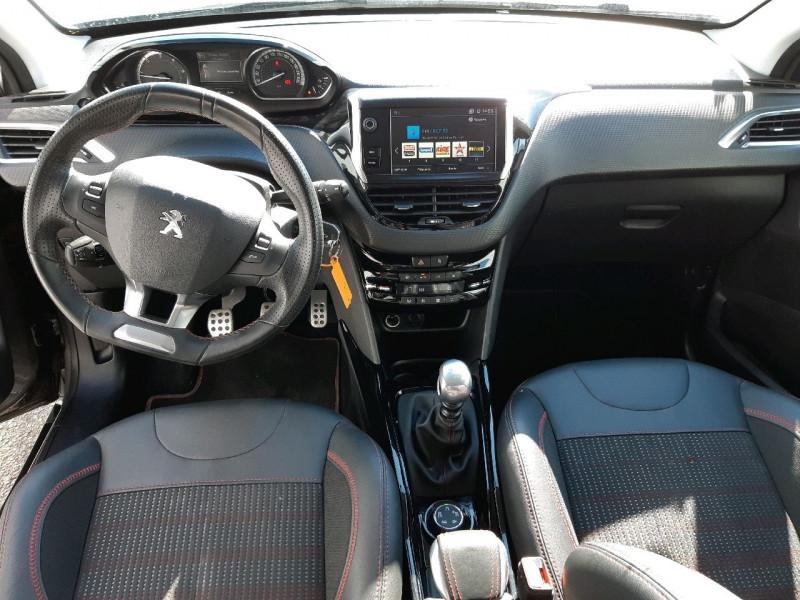 Photo 9 de l'offre de PEUGEOT 2008 1.6 BLUEHDI 120CH GT LINE S&S à 12990€ chez Carlyss automobiles Vitré