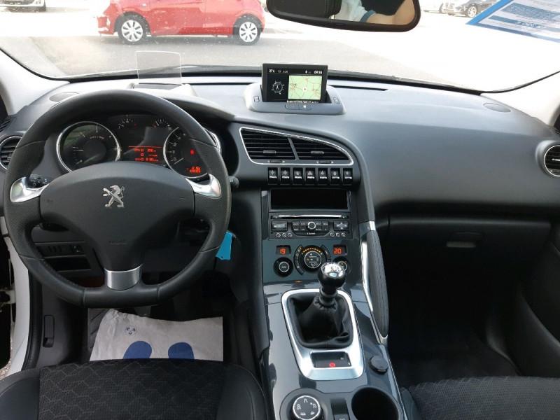 Photo 12 de l'offre de PEUGEOT 3008 1.6 BLUEHDI 120CH ALLURE S&S à 12390€ chez Carlyss automobiles Vitré