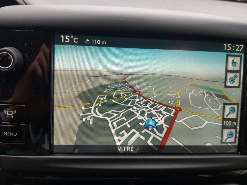 Photo 11 de l'offre de PEUGEOT 208 1.6 E-HDI115 FAP FELINE 5P à 10490€ chez Carlyss automobiles Vitré