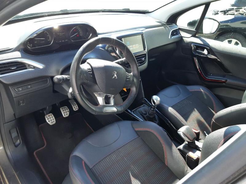 Photo 7 de l'offre de PEUGEOT 2008 1.6 BLUEHDI 120CH GT LINE S&S à 12990€ chez Carlyss automobiles Vitré