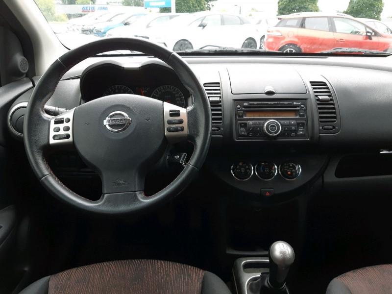Photo 5 de l'offre de NISSAN NOTE 1.4 88CH CONNECT EDITION à 4290€ chez Carlyss automobiles Vitré
