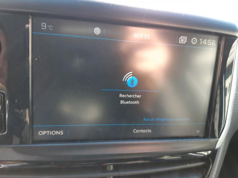 Photo 12 de l'offre de PEUGEOT 2008 1.6 BLUEHDI 120CH GT LINE S&S à 12990€ chez Carlyss automobiles Vitré