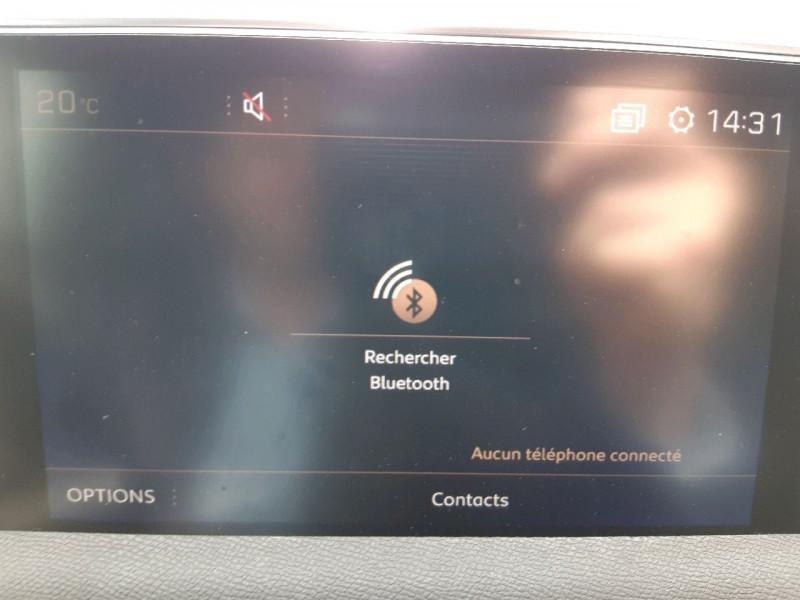 Photo 24 de l'offre de PEUGEOT 5008 2.0 BLUEHDI 180CH S&S GT LINE EAT8 à 25490€ chez Carlyss automobiles Vitré