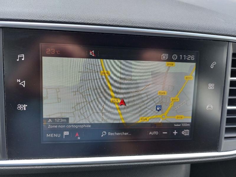 Photo 12 de l'offre de PEUGEOT 308 SW 1.5 BLUEHDI 130CH S&S ACTIVE à 11990€ chez Carlyss automobiles Vitré