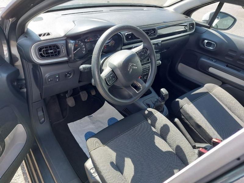 Photo 7 de l'offre de CITROEN C3 BLUEHDI 100CH FEEL S&S à 10790€ chez Carlyss automobiles Vitré