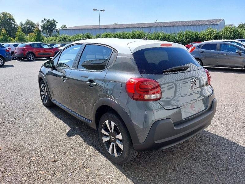 Photo 4 de l'offre de CITROEN C3 BLUEHDI 100CH FEEL S&S à 10790€ chez Carlyss automobiles Vitré