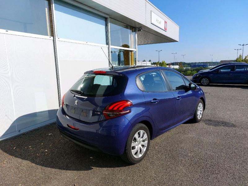 Photo 3 de l'offre de PEUGEOT 208 1.2 PURETECH 82CH ACTIVE 5P à 9490€ chez Carlyss automobiles Vitré