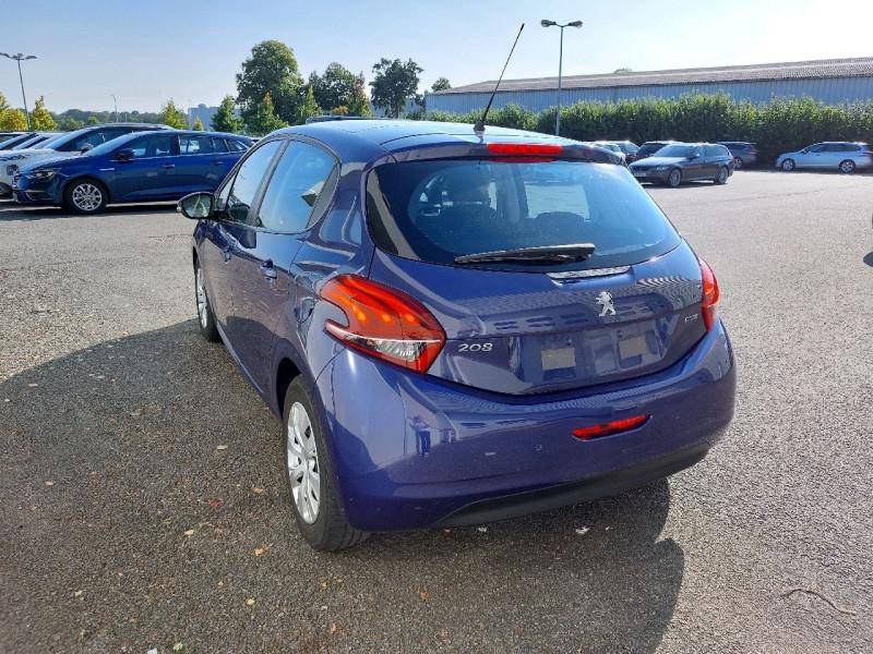 Photo 4 de l'offre de PEUGEOT 208 1.2 PURETECH 82CH ACTIVE 5P à 9490€ chez Carlyss automobiles Vitré