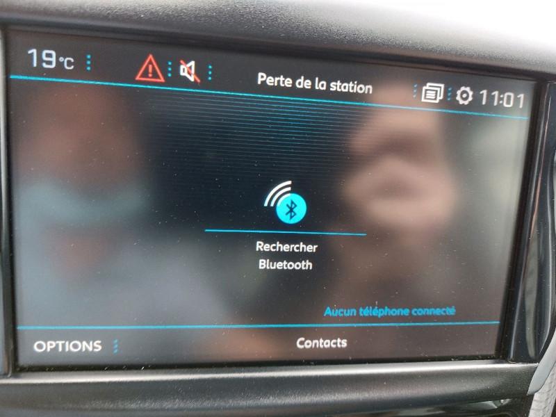 Photo 19 de l'offre de PEUGEOT 208 1.6 BLUEHDI 120CH GT LINE S&S 5P à 15990€ chez Carlyss automobiles Vitré