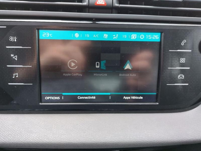 Photo 14 de l'offre de CITROEN C4 PICASSO BLUEHDI 100CH BUSINESS S&S à 10990€ chez Carlyss automobiles Vitré