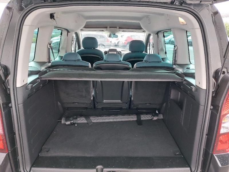 Photo 6 de l'offre de CITROEN BERLINGO BLUEHDI 120CH SHINE S&S à 14990€ chez Carlyss automobiles Vitré