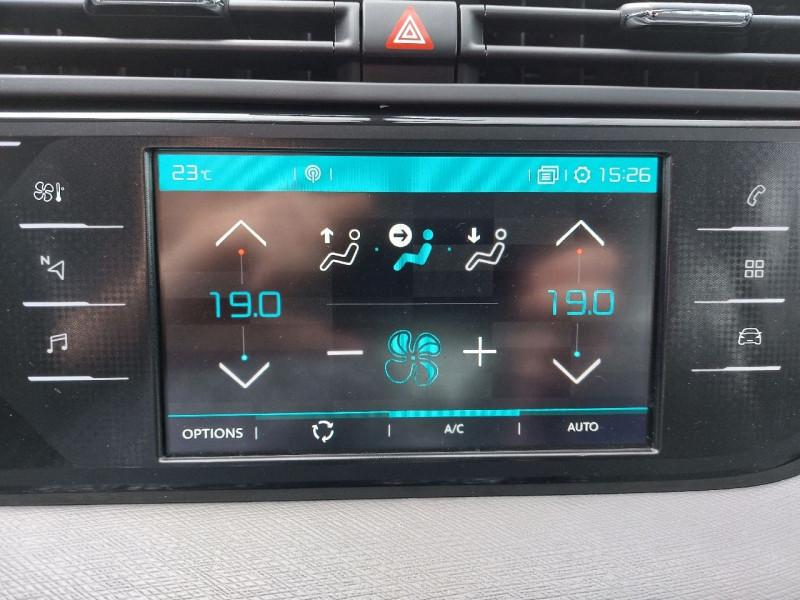 Photo 10 de l'offre de CITROEN C4 PICASSO BLUEHDI 100CH BUSINESS S&S à 10990€ chez Carlyss automobiles Vitré