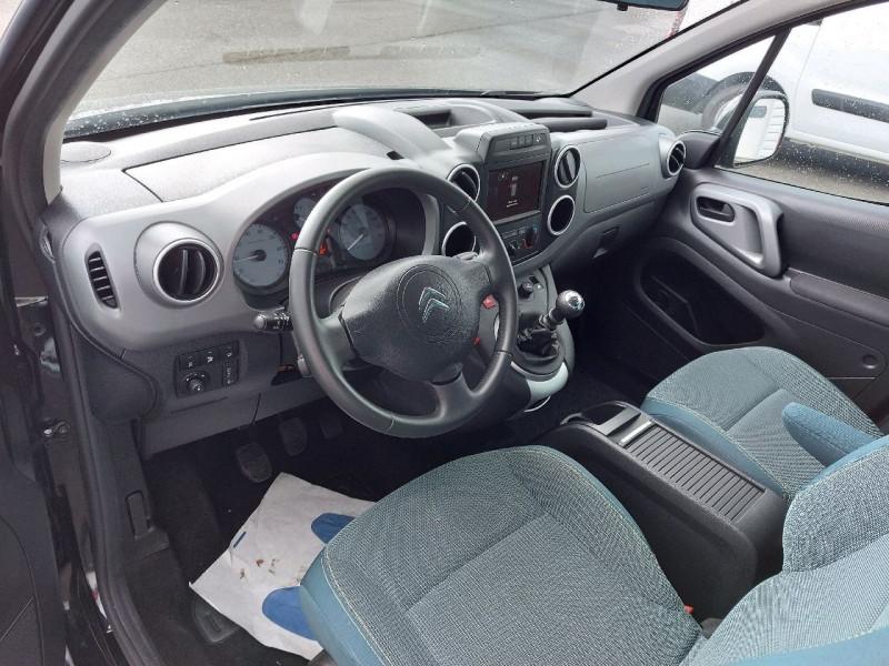Photo 7 de l'offre de CITROEN BERLINGO BLUEHDI 120CH SHINE S&S à 14990€ chez Carlyss automobiles Vitré