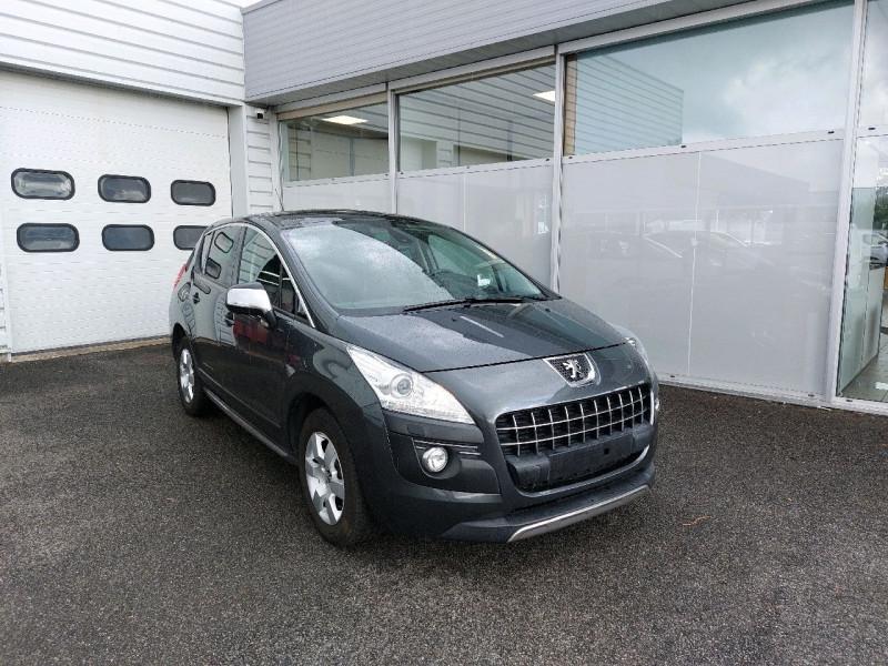 Photo 1 de l'offre de PEUGEOT 3008 2.0 HDI150 FAP ALLURE à 10990€ chez Carlyss automobiles Vitré