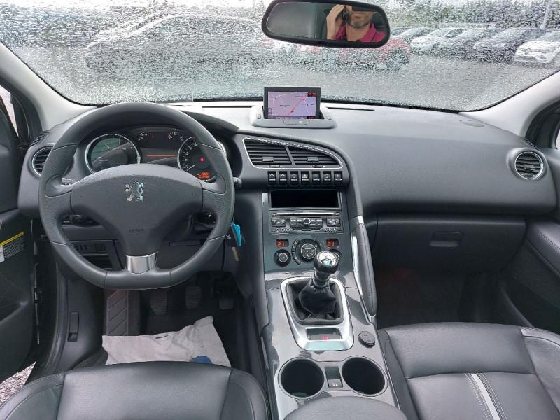 Photo 10 de l'offre de PEUGEOT 3008 2.0 HDI150 FAP ALLURE à 10990€ chez Carlyss automobiles Vitré