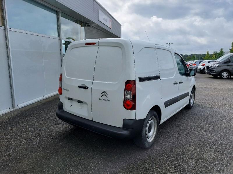 Photo 3 de l'offre de CITROEN BERLINGO M 1.6 BLUEHDI 100 CLUB à 12490€ chez Carlyss automobiles Vitré