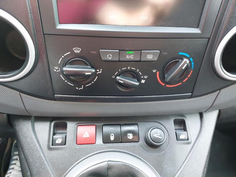 Photo 8 de l'offre de CITROEN BERLINGO M 1.6 BLUEHDI 100 CLUB à 12490€ chez Carlyss automobiles Vitré