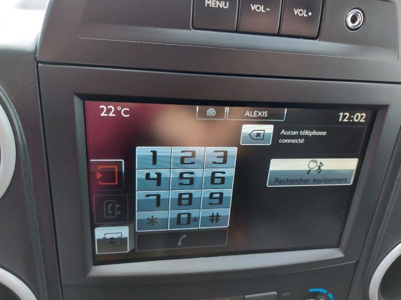 Photo 9 de l'offre de CITROEN BERLINGO M 1.6 BLUEHDI 100 CLUB à 12490€ chez Carlyss automobiles Vitré