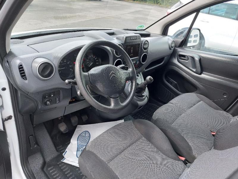 Photo 6 de l'offre de CITROEN BERLINGO M 1.6 BLUEHDI 100 CLUB à 12490€ chez Carlyss automobiles Vitré