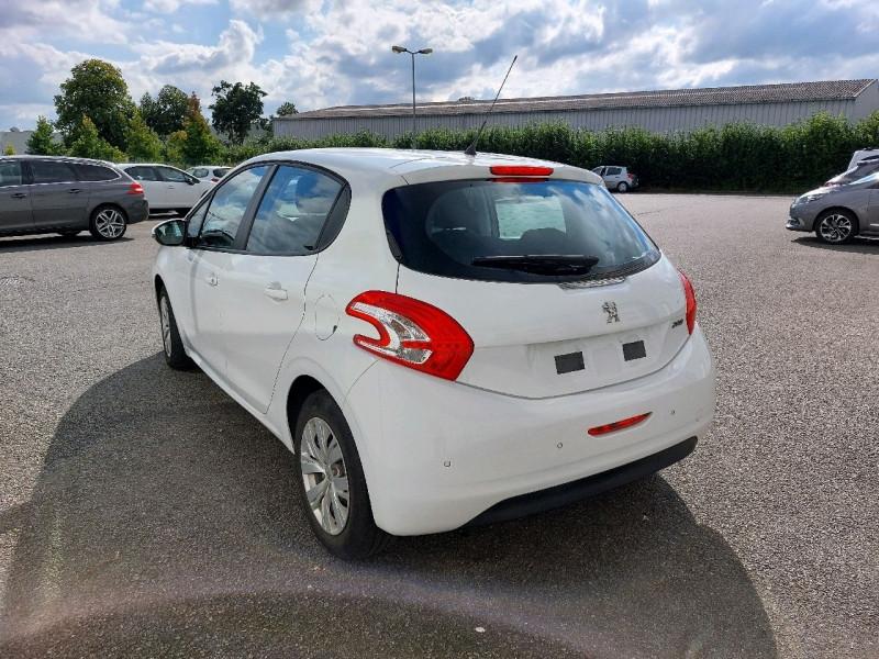 Photo 5 de l'offre de PEUGEOT 208 1.2 PURETECH 82CH ACTIVE 5P à 8690€ chez Carlyss automobiles Vitré