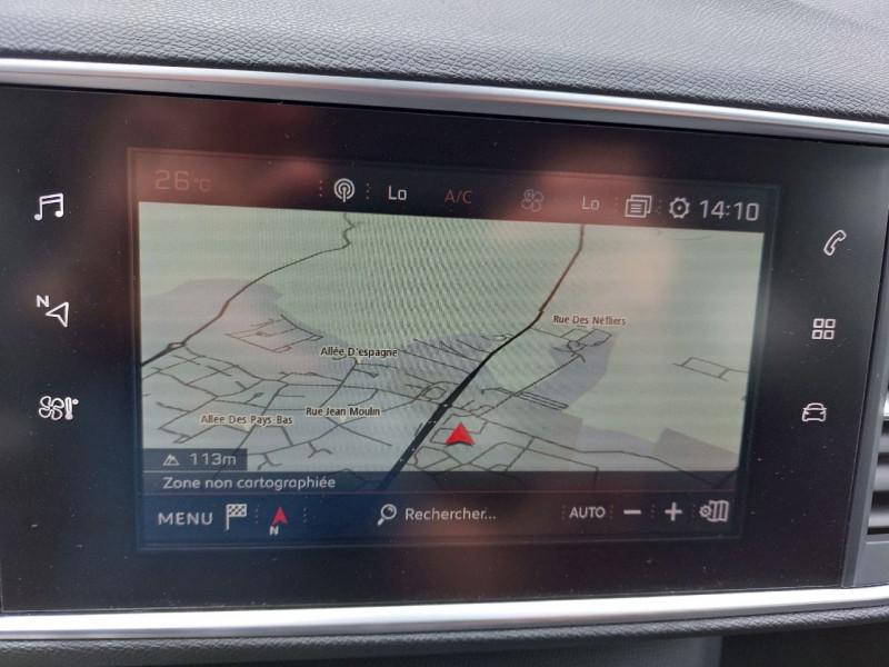 Photo 12 de l'offre de PEUGEOT 308 SW 1.5 BLUEHDI 130CH S&S ALLURE à 15290€ chez Carlyss automobiles Vitré