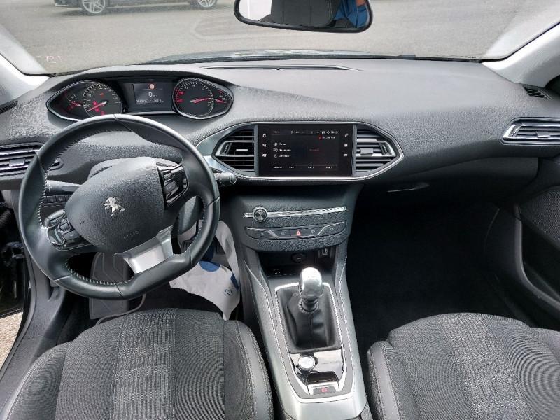 Photo 11 de l'offre de PEUGEOT 308 SW 1.5 BLUEHDI 130CH S&S ALLURE à 15290€ chez Carlyss automobiles Vitré