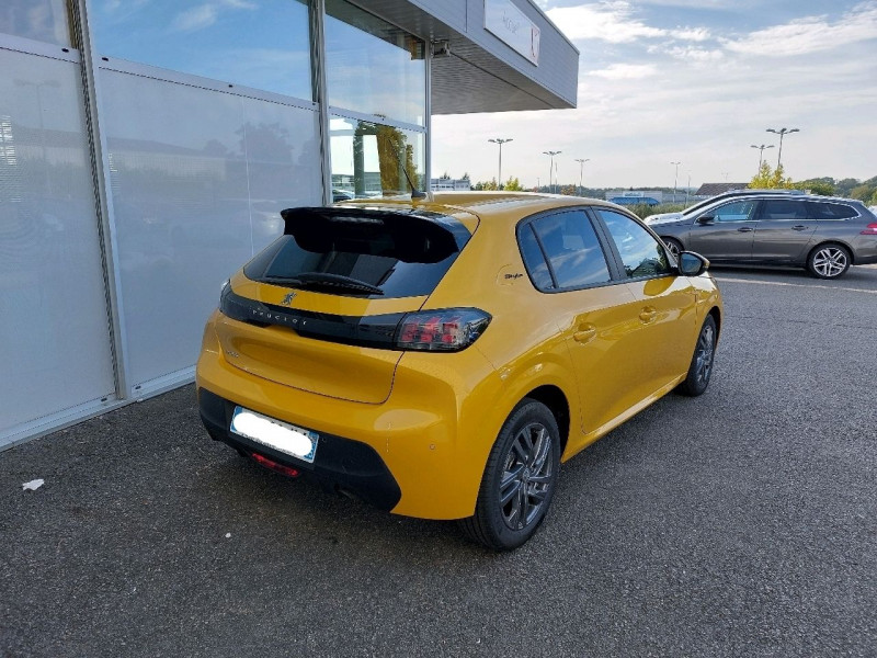 Photo 3 de l'offre de PEUGEOT 208 1.2 PURETECH 100CH S&S STYLE EAT8 à 21990€ chez Carlyss automobiles Vitré