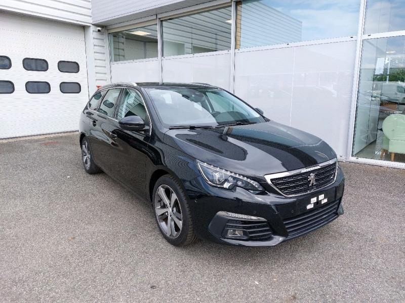 Peugeot 308 SW 1.5 BLUEHDI 130CH S&S ALLURE Diesel NOIR Occasion à vendre