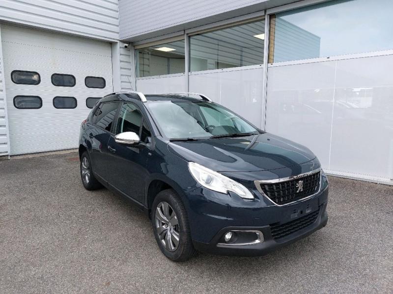 Peugeot 2008 1.2 PURETECH 110CH STYLE S&S Essence GRIS HURRICANE Occasion à vendre