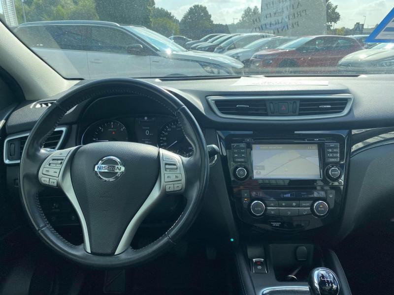 Photo 9 de l'offre de NISSAN QASHQAI 1.5 DCI 110CH CONNECT EDITION EURO6 à 12490€ chez Carlyss automobiles Vitré