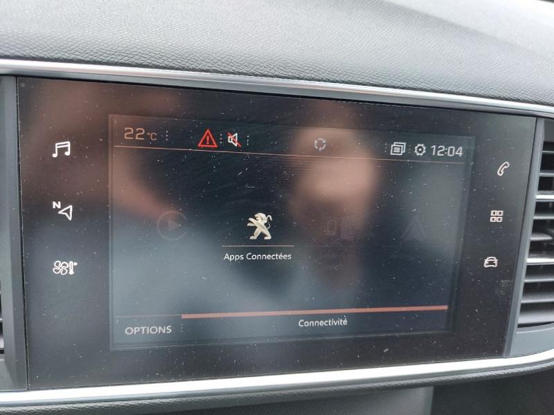 Photo 15 de l'offre de PEUGEOT 308 1.5 BLUEHDI 130CH S&S ALLURE à 17490€ chez Carlyss automobiles Vitré