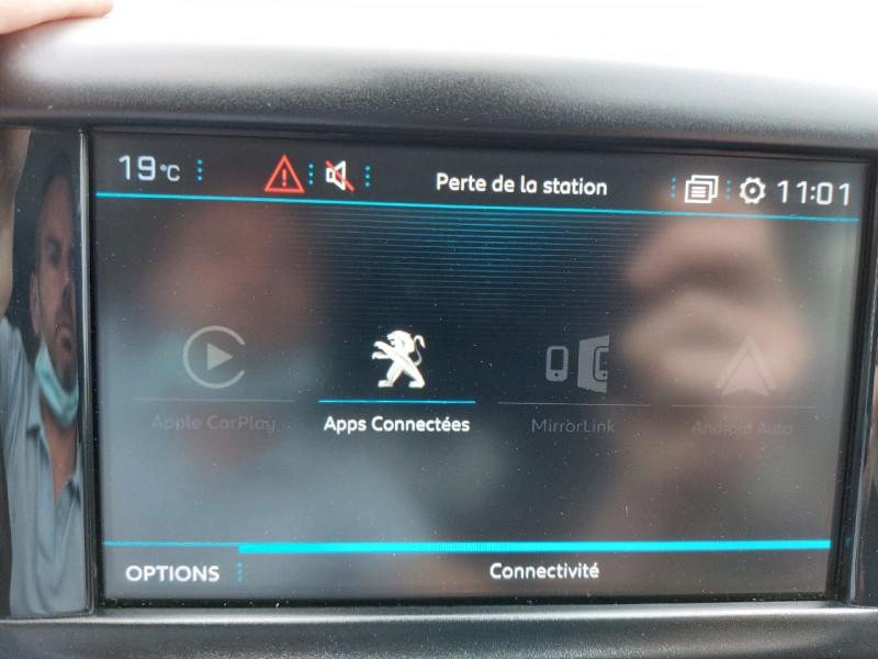 Photo 17 de l'offre de PEUGEOT 208 1.6 BLUEHDI 120CH GT LINE S&S 5P à 15990€ chez Carlyss automobiles Vitré