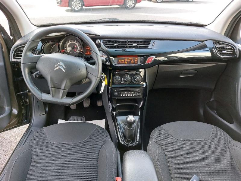 Photo 7 de l'offre de CITROEN C3 1.2 VTI COLLECTION II à 8290€ chez Carlyss automobiles Vitré
