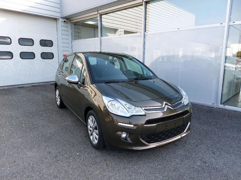 Photo 1 de l'offre de CITROEN C3 1.2 VTI COLLECTION II à 8290€ chez Carlyss automobiles Vitré