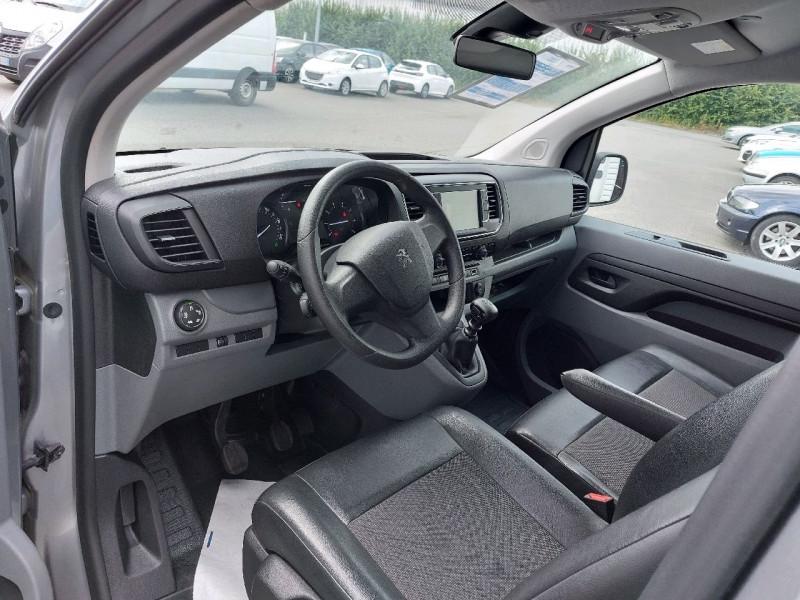 Photo 5 de l'offre de PEUGEOT EXPERT FG LONG 2.0 BLUEHDI 150CH S&S PREMIUM à 23490€ chez Carlyss automobiles Vitré