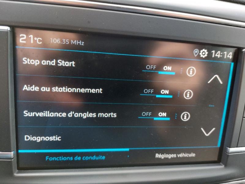 Photo 11 de l'offre de PEUGEOT EXPERT FG LONG 2.0 BLUEHDI 150CH S&S PREMIUM à 23490€ chez Carlyss automobiles Vitré