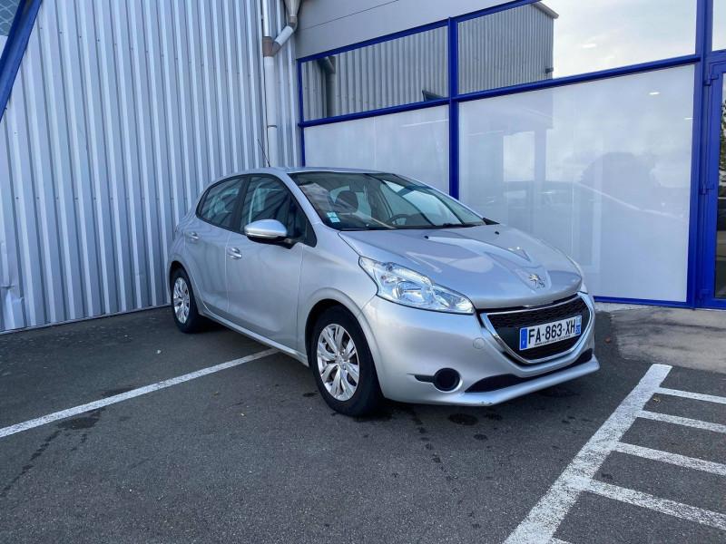 Peugeot 208 1.6 E-HDI FAP ACTIVE 4CV 5P Diesel GRIS C Occasion à vendre