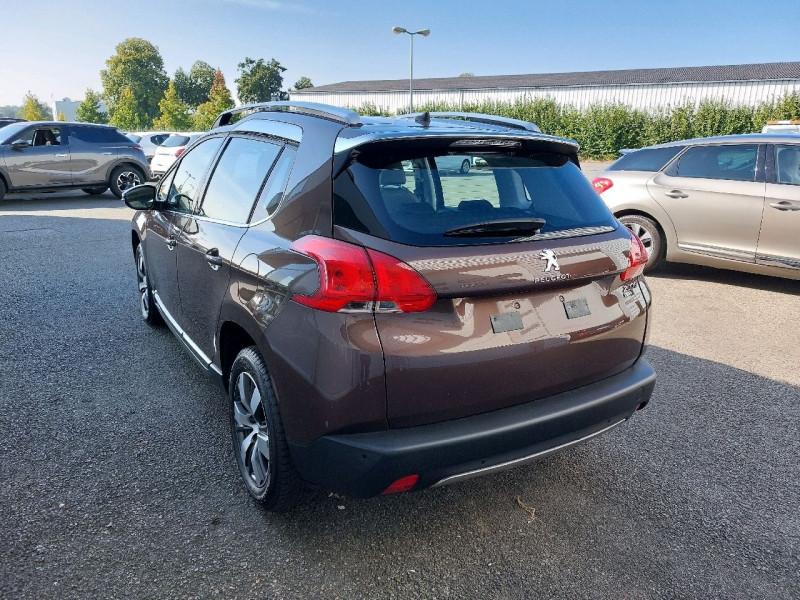 Photo 4 de l'offre de PEUGEOT 2008 1.6 E-HDI115 FAP ALLURE à 10990€ chez Carlyss automobiles Vitré