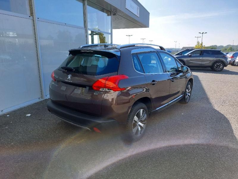 Photo 3 de l'offre de PEUGEOT 2008 1.6 E-HDI115 FAP ALLURE à 10990€ chez Carlyss automobiles Vitré