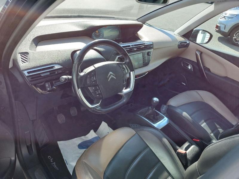 Photo 8 de l'offre de CITROEN GRAND C4 PICASSO BLUEHDI 150CH EXCLUSIVE S&S à 16490€ chez Carlyss automobiles Vitré