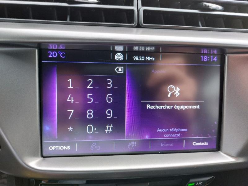 Photo 13 de l'offre de DS DS 3 PURETECH 110CH BE CHIC S&S à 13490€ chez Carlyss automobiles Vitré