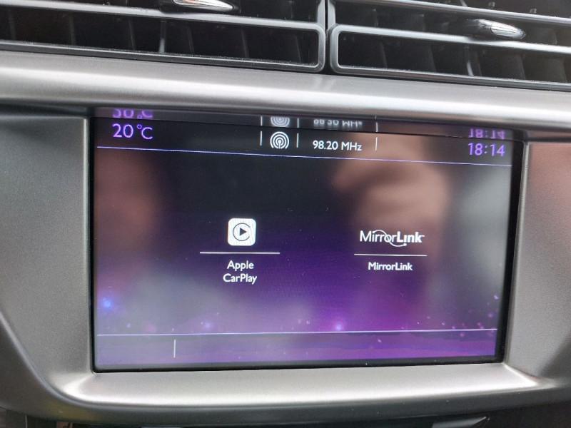 Photo 12 de l'offre de DS DS 3 PURETECH 110CH BE CHIC S&S à 13490€ chez Carlyss automobiles Vitré