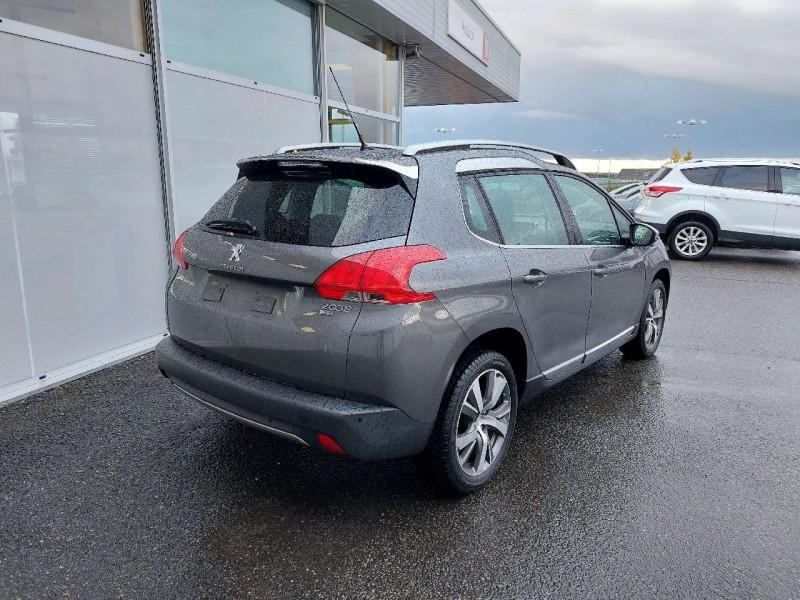 Photo 3 de l'offre de PEUGEOT 2008 1.6 E-HDI115 FAP ALLURE à 12290€ chez Carlyss automobiles Vitré