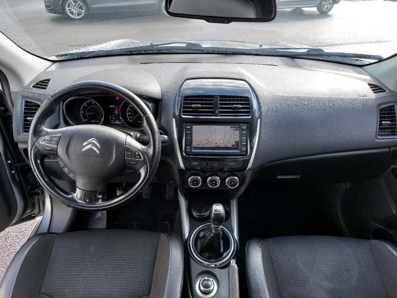 Photo 9 de l'offre de CITROEN C4 AIRCROSS 1.6 E-HDI115 4X4 EXCLUSIVE à 13490€ chez Carlyss automobiles Vitré
