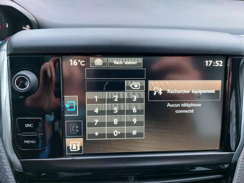 Photo 15 de l'offre de PEUGEOT 2008 1.6 E-HDI115 FAP ALLURE à 12290€ chez Carlyss automobiles Vitré
